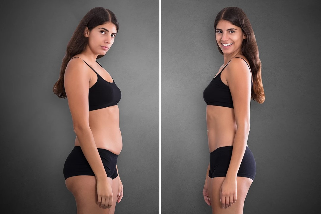 How to Lose 5 Lbs in 5 Seconds!