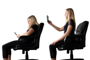 How to improve your posture while sitting